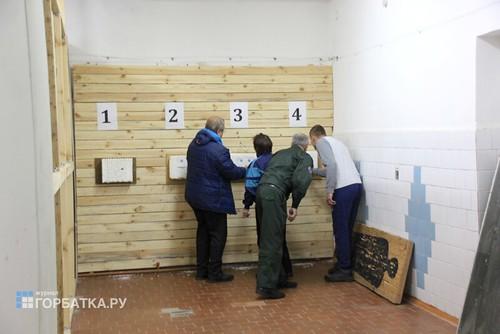 Спартакиада трудовых коллективов: стрельба