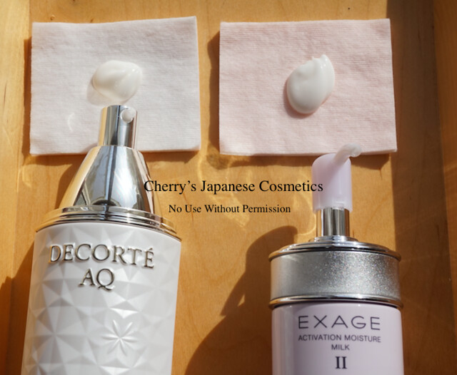 Cosme Decorte AQ Emulsion ER Exage 3
