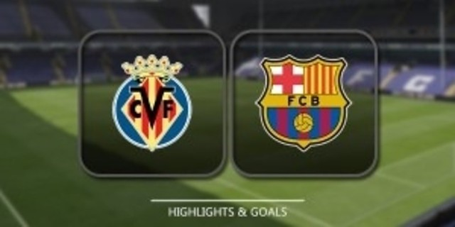 Cuplikan Gol – Villarreal 0-2 Barcelona (10/12/2017) – Liga Spanyol