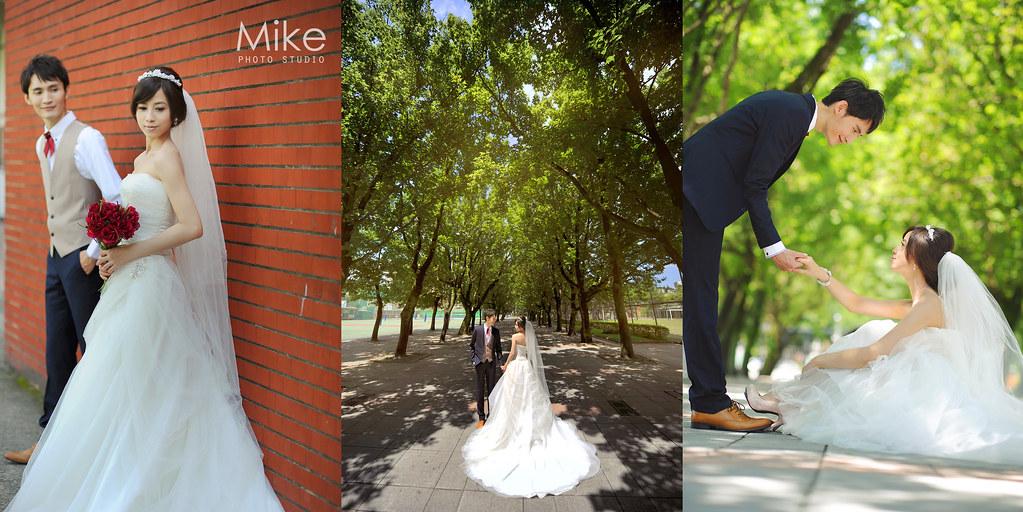 """""""校園婚紗照,校園風婚紗,母校婚紗,學校拍婚紗,婚攝Mike,婚禮攝影,婚攝推薦,婚攝價格,海外婚紗,風格攝影師,新秘Juin,wedding"""
