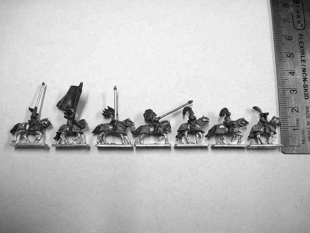 Warmonger Miniatures 10mm German Ritter (Knights) 37593905485_68c6b16907_z
