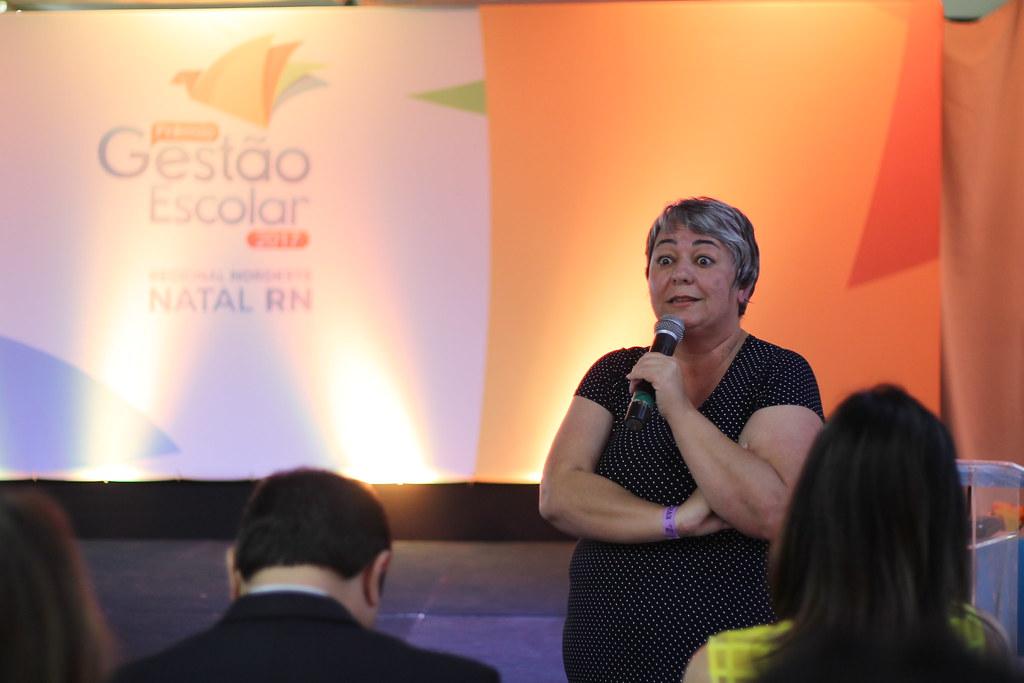 10.11.2017 Regional Nordeste Prêmio de Gestão Escolar, em Natal - Tarde