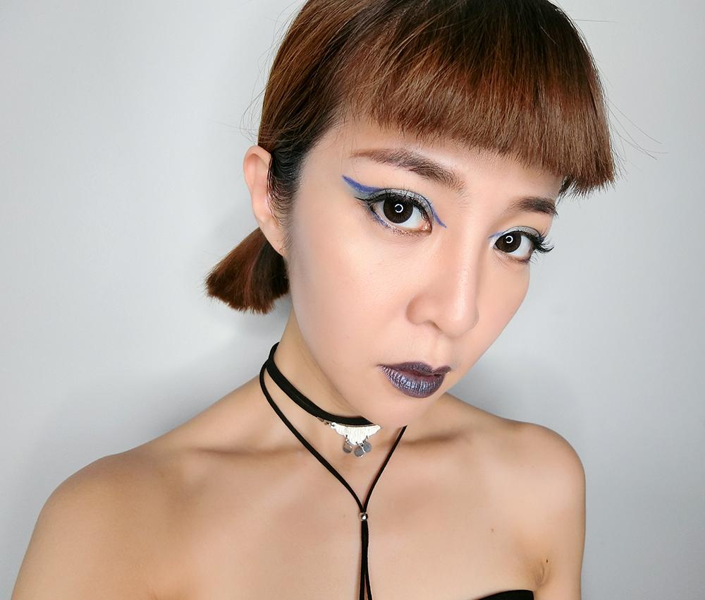 Revlon Metallic Lipcolor HD Glitz Xinyi Cyndi Soh