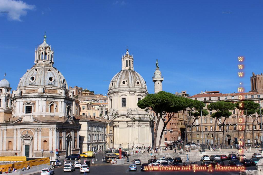 Рим — Италия и фотограф