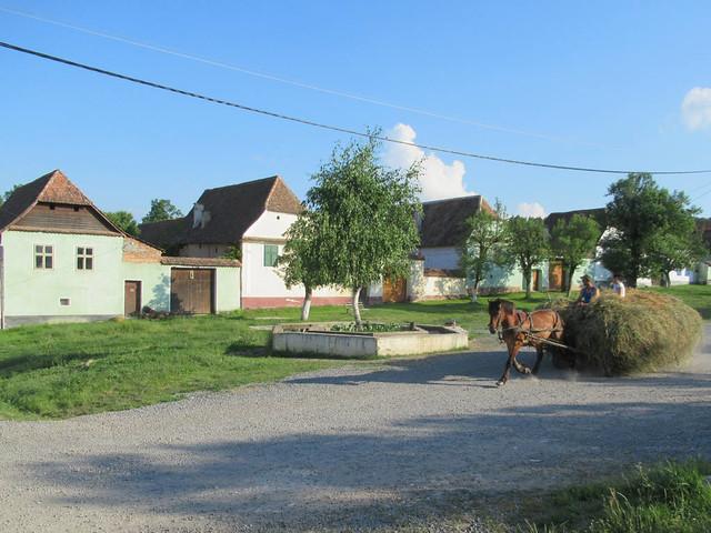 Saxon Village of Viscri