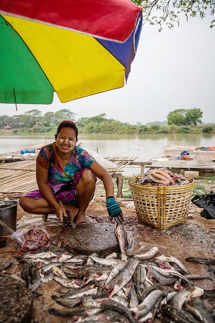 Myanmar #086