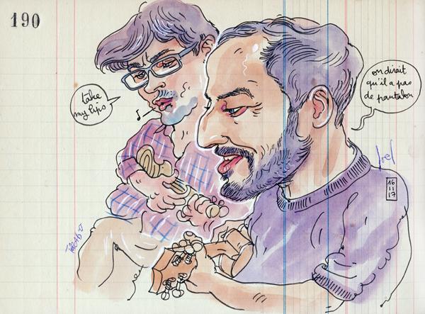 tazab & joël