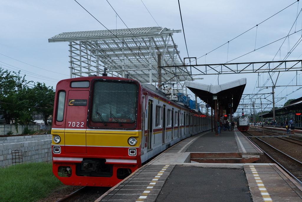 Tokyo Metro 7000; Yellow Line; Stasiun Jatinegara