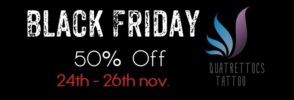 Black Friday and Black days!