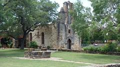 Mision Espada, Ruta de las Misiones, San Antonio Texas.
