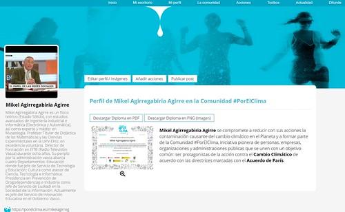 Comunidad #PorElClima: Únete