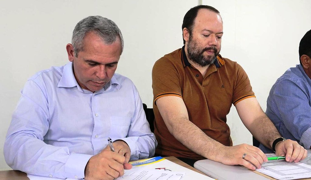 Iniciado processo de contratação de OS que vai gerir o HMS e UPA 24h, Nélio Aguiar e Edson Ferreira Filho