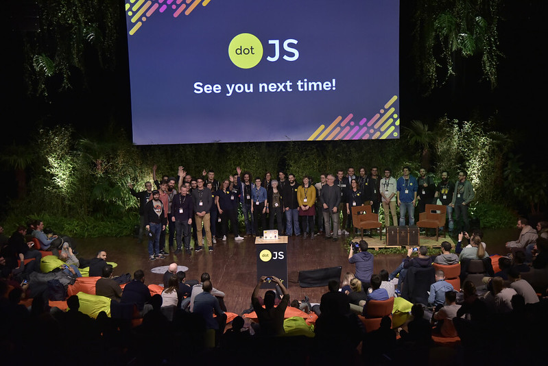 Final dotJs thanks