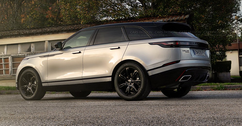 Range Rover Velar HSE