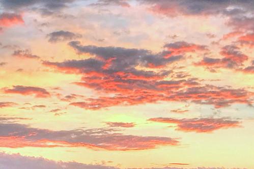sunrise morning clouds sky virginia winchesterva nature iphototoday