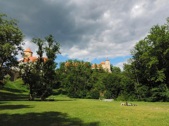 Veveří, Moravia, Czech Republic
