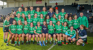 2017 Munster LGFA Junior Club Final