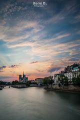 Quai d'Orléans - Paris