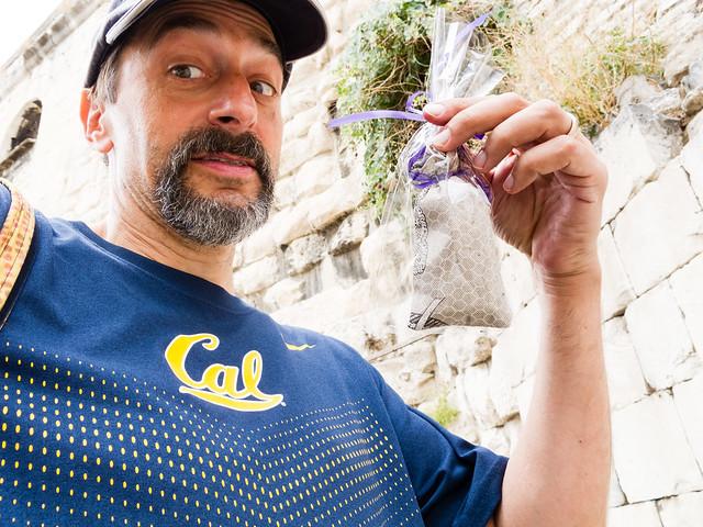 Lavender sachet!