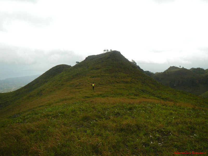 Karst hills of Badian