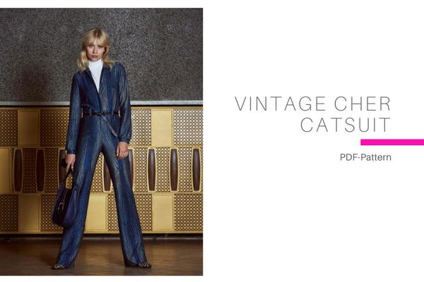 Vintage Cher Suit