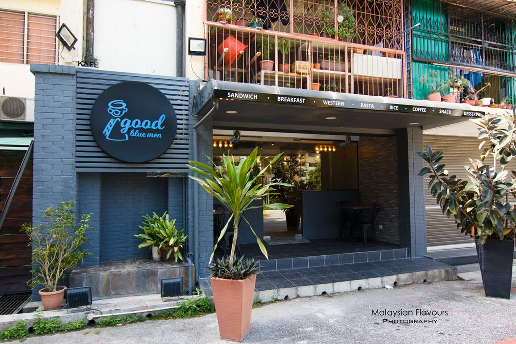 Good Blue Men Cafe Seksyen 17 PJ