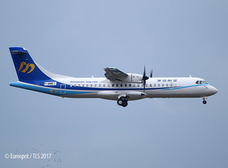 F-WWEI ATR72 Mandarin Airlines