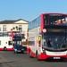 Stagecoach 15320 YN67YKD Paignton seafront 8 November 2017