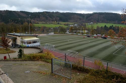 Borussia Derschlag II 2:3 VfR Marienhagen II