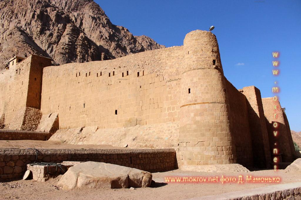 Синайские горы фотопейзажи