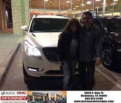 #HappyBirthday to Eduardo from Wade Skurlock at McKinney Buick GMC!