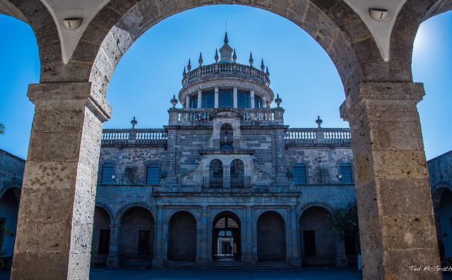 2017 - Mexico - Guadalajara - Hospicio Cabañas