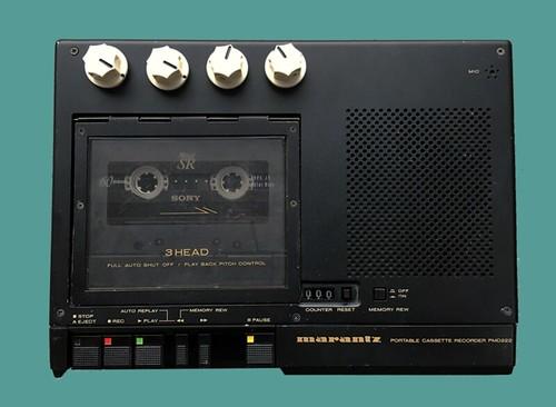 Cassette Tape Delay