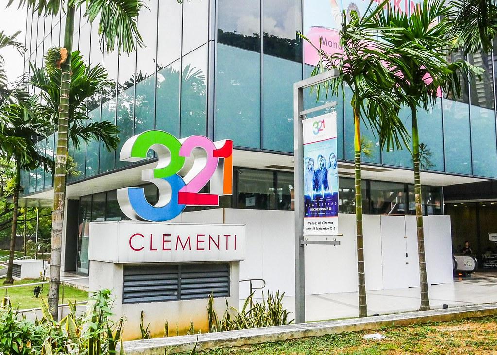 Clementi shopfront