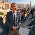 Il presidente dell'#AvezzanoCalcio #GianniParis da #PapaFrancesco. #Roma #udienza #Vaticano #Avezzano #Calcio #Marsica #Abruzzo - https://www.flickr.com/people/151908067@N08/