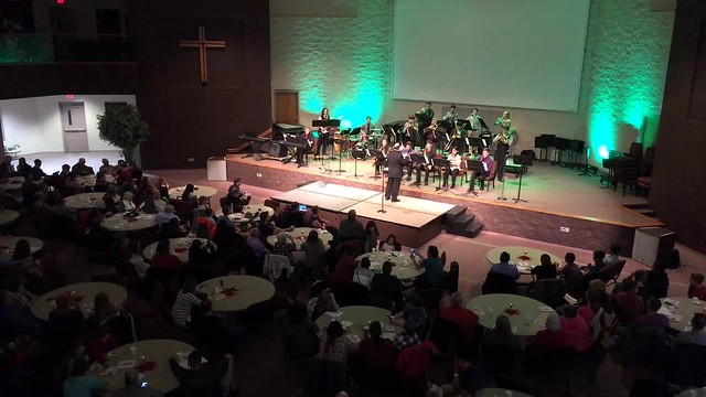 11-14-17 Jazz Cafe Advanced Crimson Jazz Band