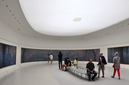 Paris Musee de l Orangerie