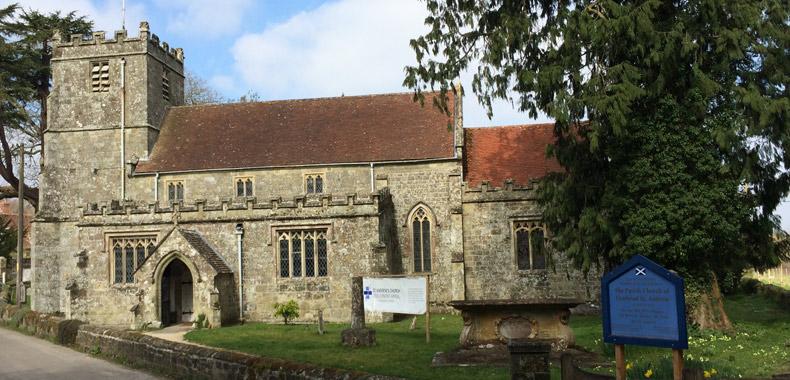 Dorset, DONHEAD ST ANDREW, St Andrew