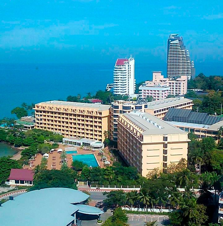 Amari Hotel Beach Road Pattaya