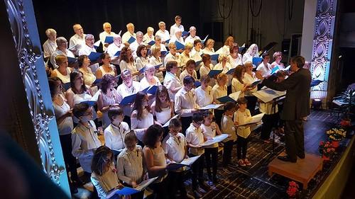 Chorale du lycée Ste Marie aux Mines