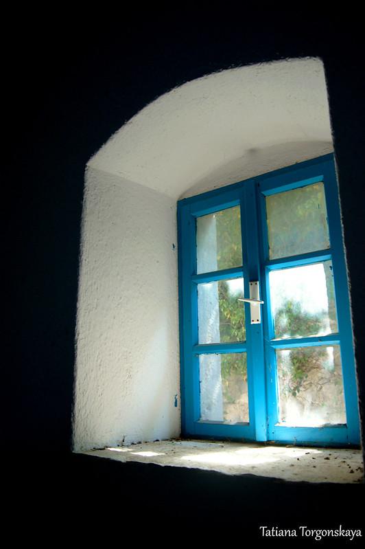Окно в хаммаме