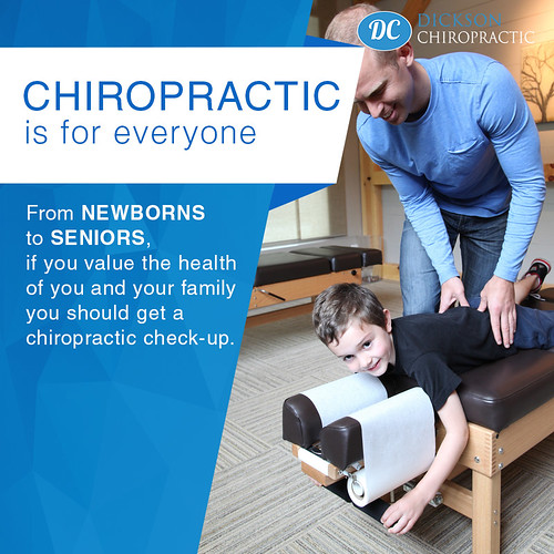 Chiropractors take care for all aged people
