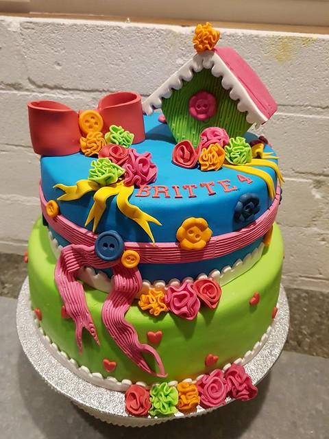 Cake By Mupkes Taarten