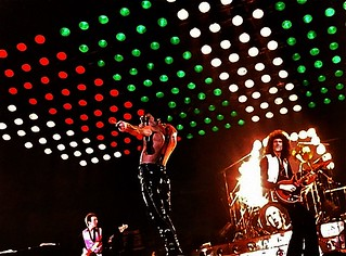 Queen live @ Seattle - 1978