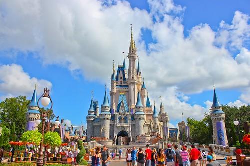 Maic Kingdome, Disneyworld