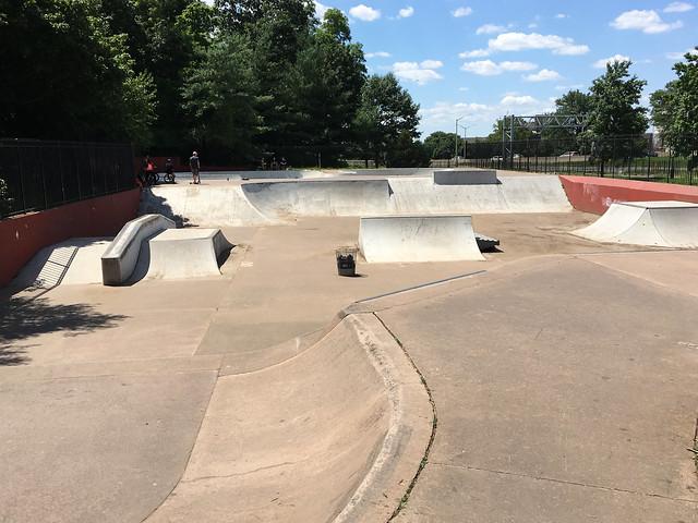 NYCSK8 — Where to Skate: Skateparks