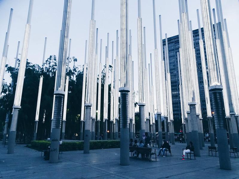 Parque das Luzes, Medellín • COL