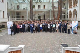 1er día Seminario de intercambio de experiencias en medios de pagos electrónicos en América Latina y el Caribe.