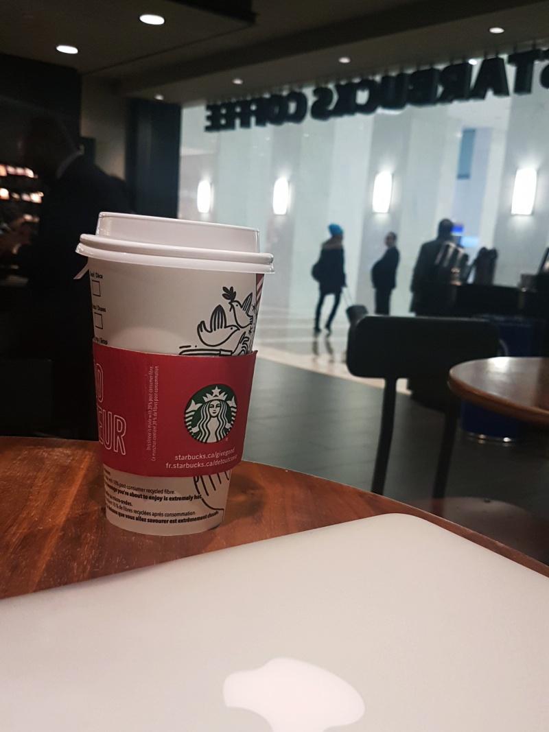 Starbucks BMO