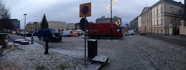 Hämeenlinnan torilla markkinat 2017. Valokuvaaja: Markus Kauppinen